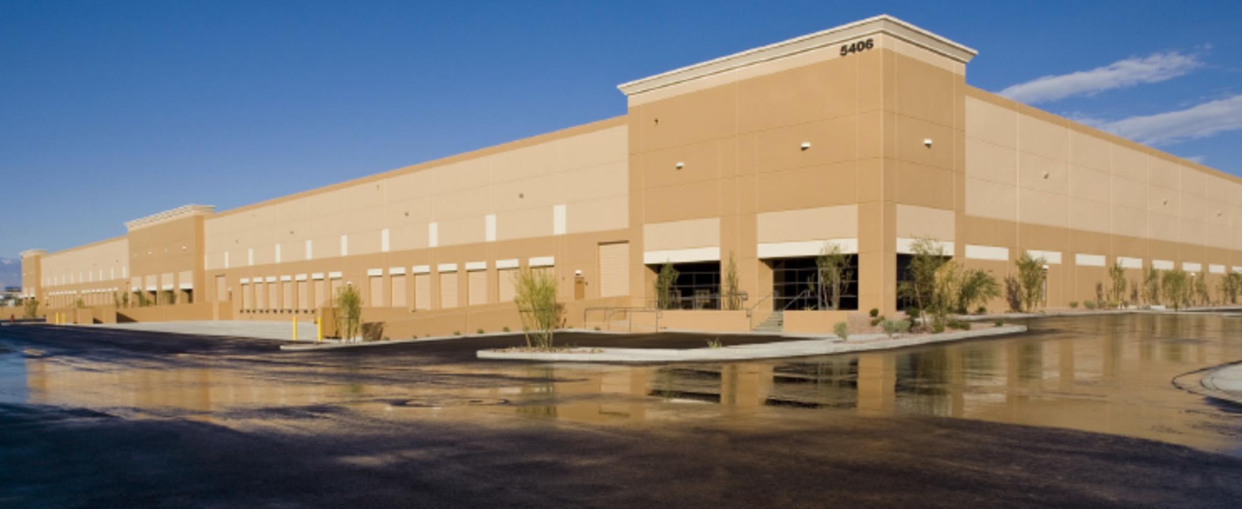 Industrial Las vegas, 89115 - Northern Beltway Industrial Center - Bldg B