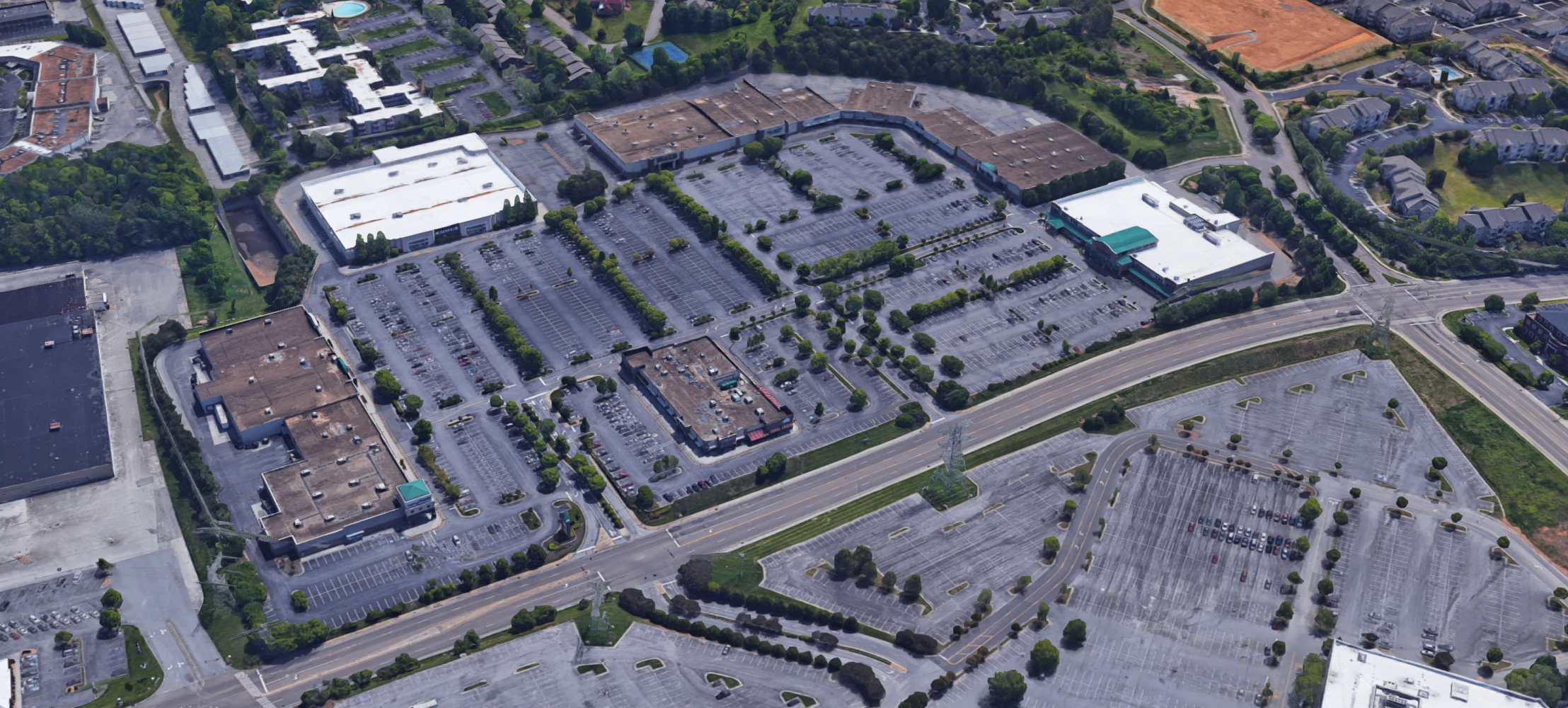 Retail Knoxville, 37919 - The Center at Deane Hill