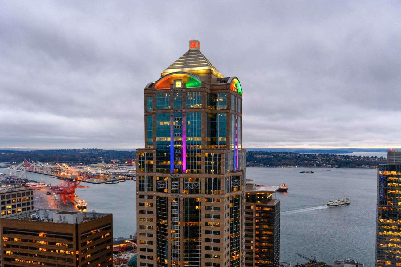 Office Seattle, 98101 - 1201 Third