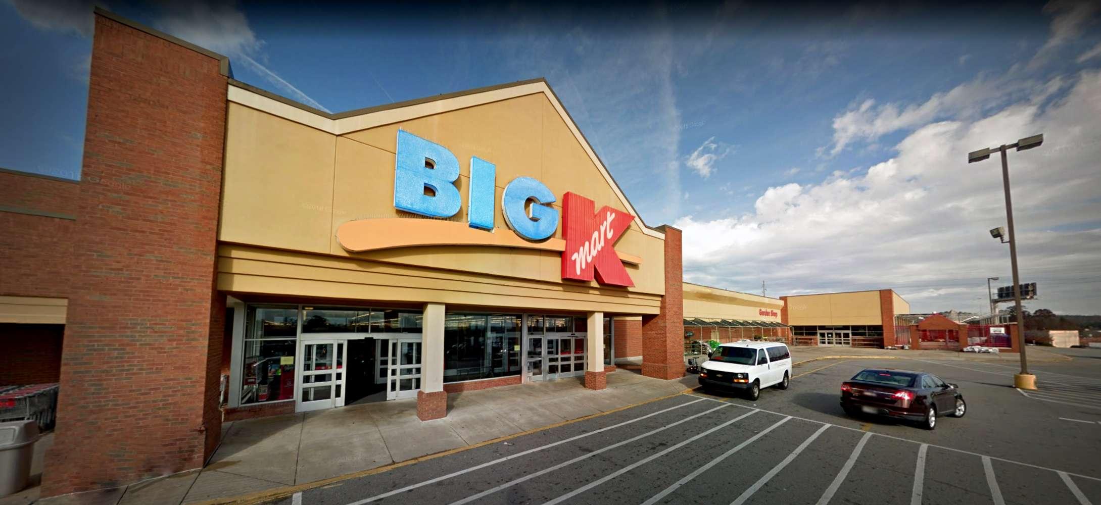 Retail Macon, 31210-1814 - North Park Center- Kmart Box Space