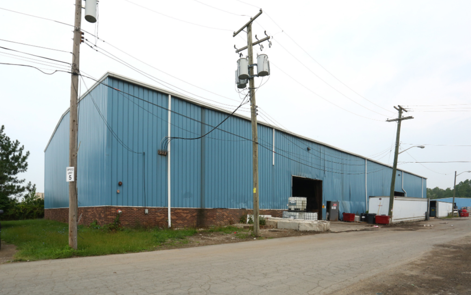 Industrial Romulus, 48174 - 30880 Smith Rd
