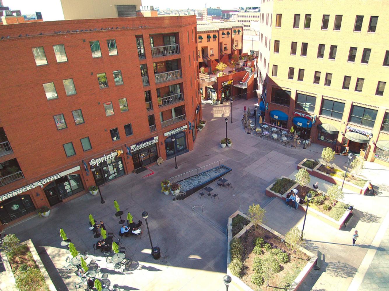 Retail Denver, 80202 - Writer Square - Retail