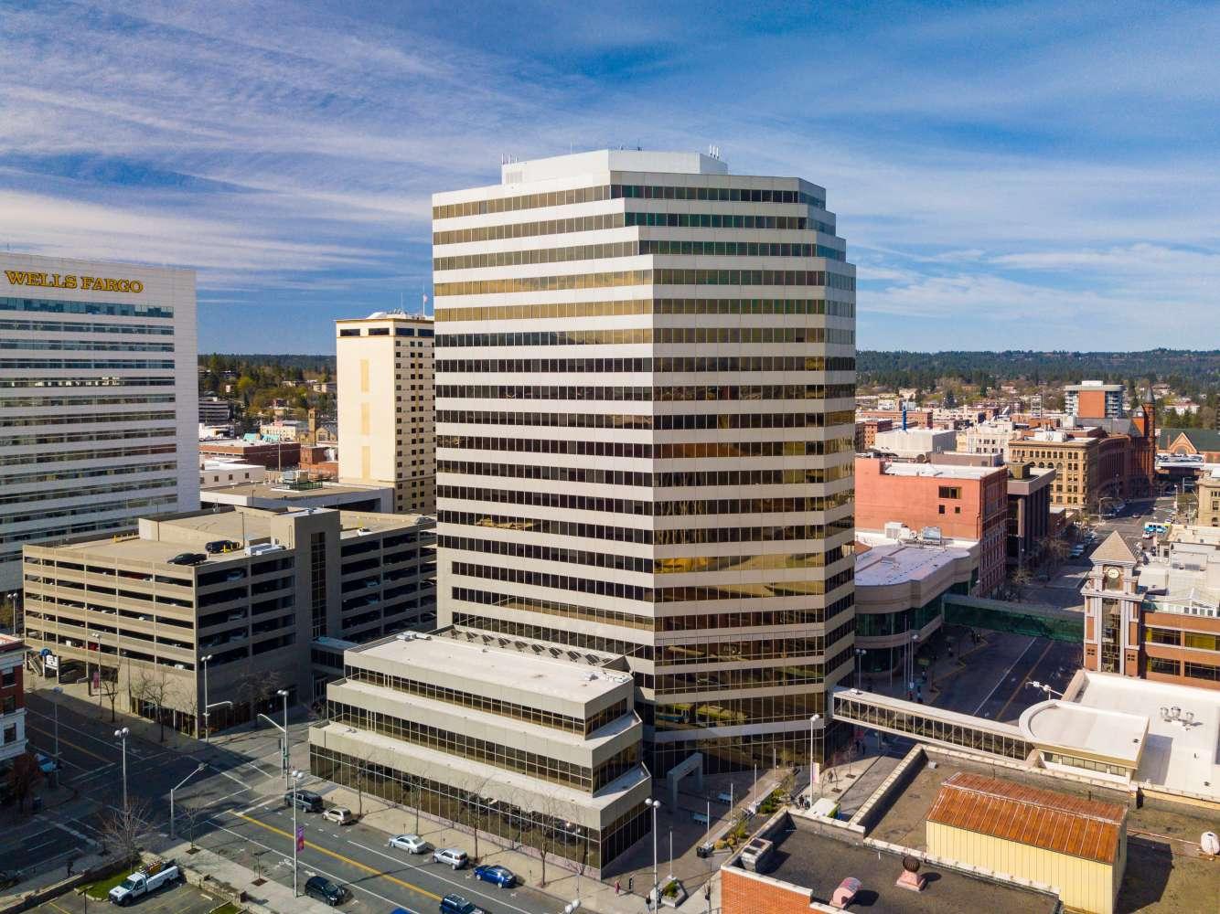 Office Spokane, 99201 - Bank of America