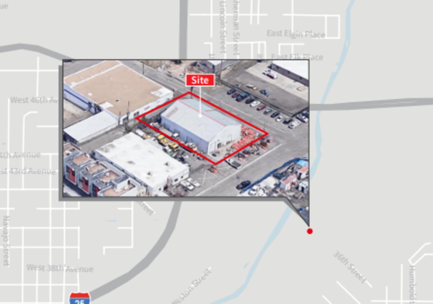 Industrial Denver, 80216 - 3561 Delgany St