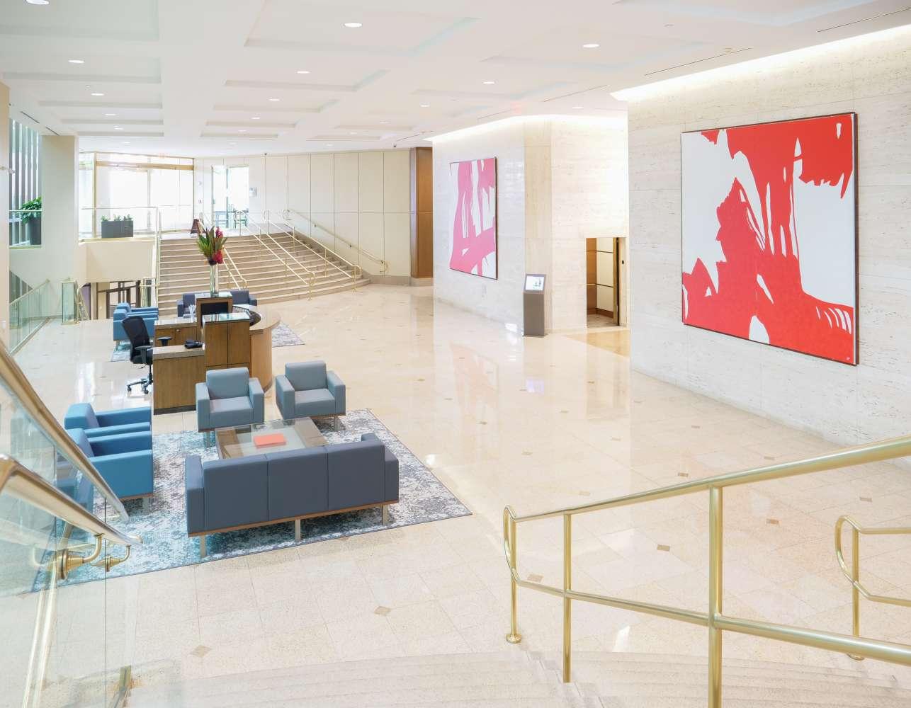 Office Dallas, 75206 - Campbell Centre III