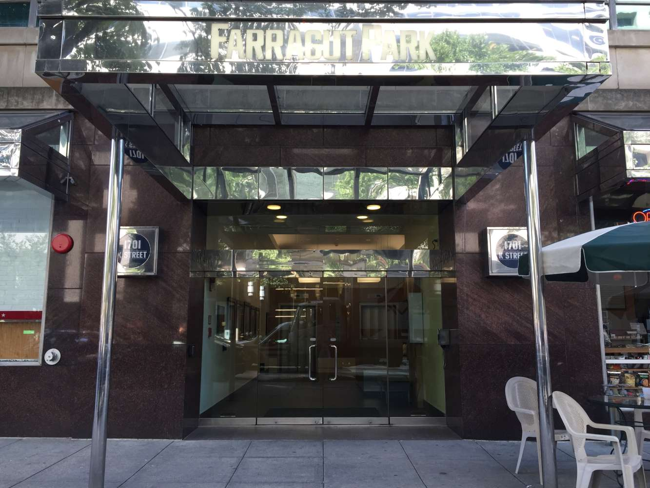 Office Washington, 20006 - Farragut Park