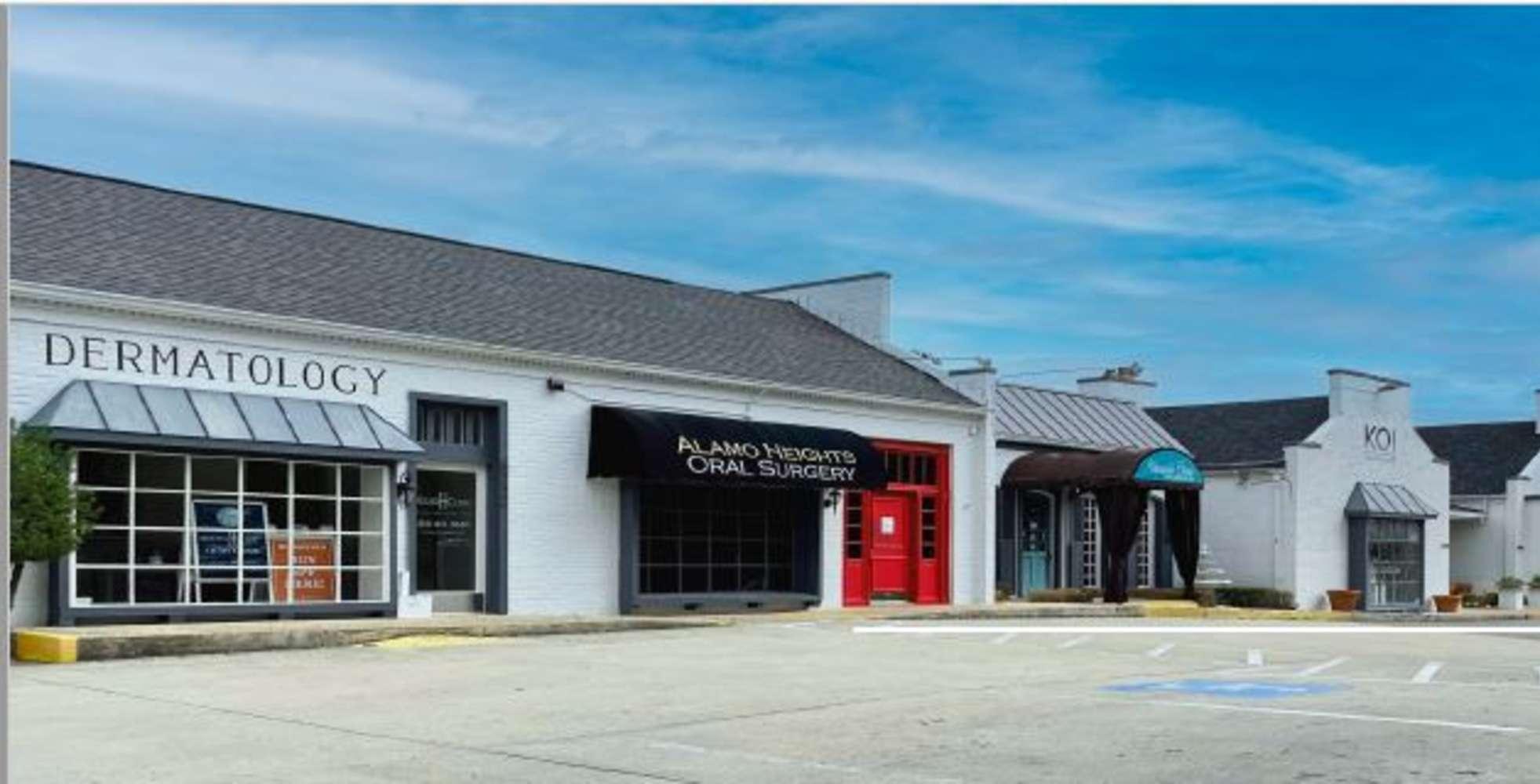 Office San antonio, 78209 - 6708 N. New Braunfels (The Village Shopping Center)