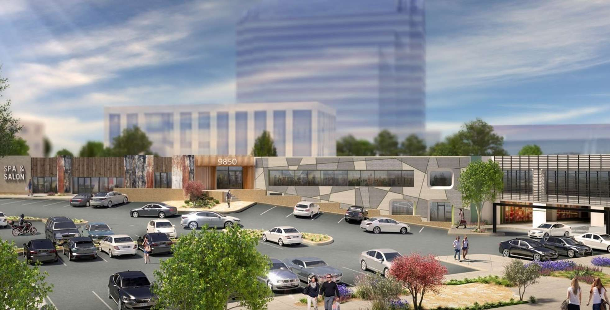 Office Dallas, 75231 - Building D