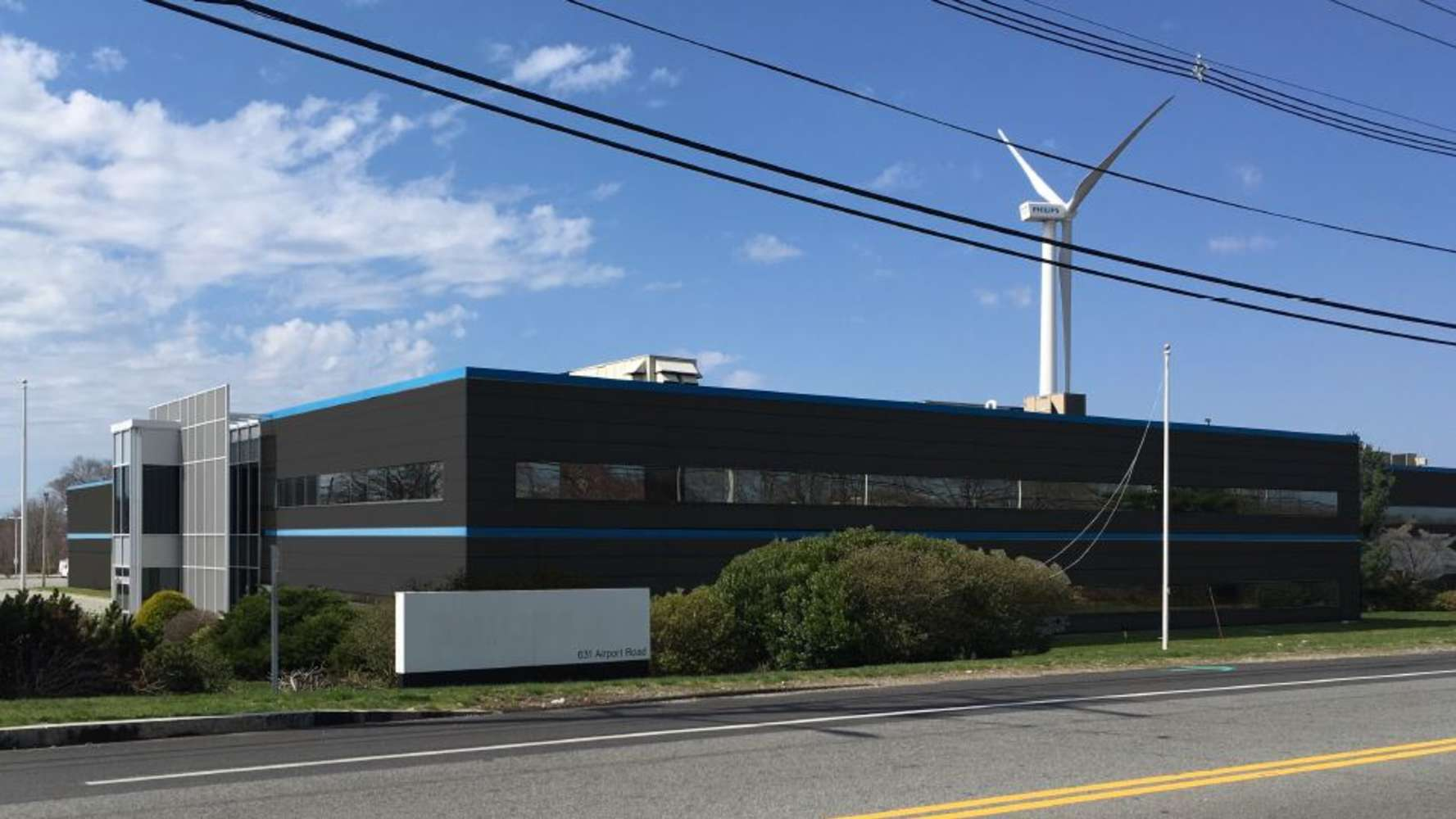 Industrial Fall river, 02720 - Lightolier Manufacturing Facility
