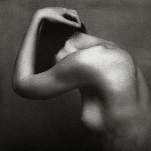 Nude with Raised Arm Carnochan, Brigitte  (American, b.1941)