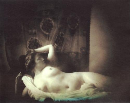 Delicate Drape, Leda Bidaut, Jane Hinds  (American, b.1965)