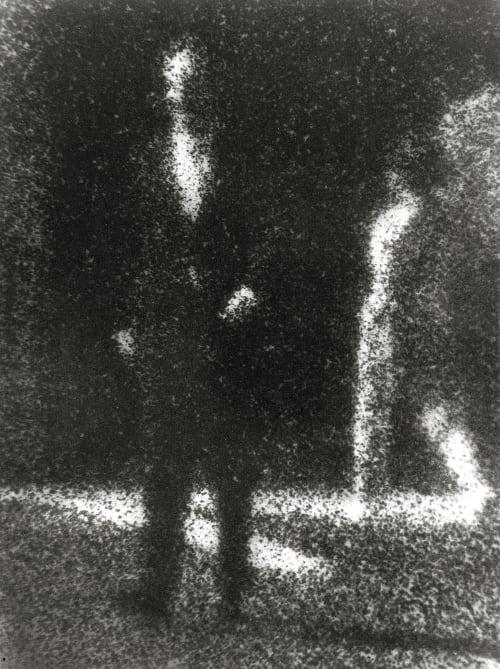 Strolling Figure Spagnoli, Jerry  (American, b.1956)