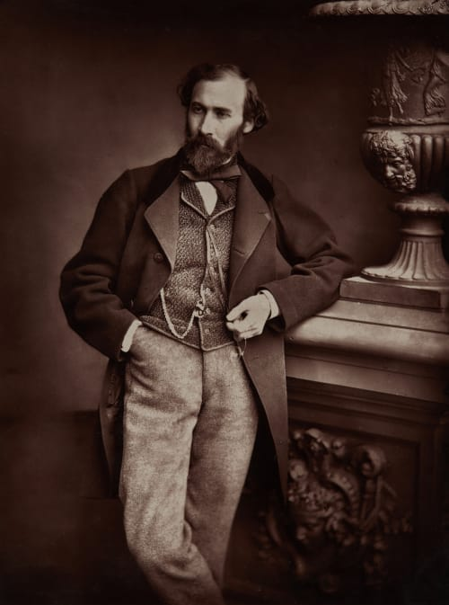 Octave Feuillet Adam-Salomon, Antoine Samuel  (French, 1818-1881)