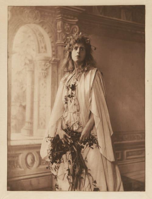 Ophelia Robinson, Henry Peach  (British, 1830-1901)