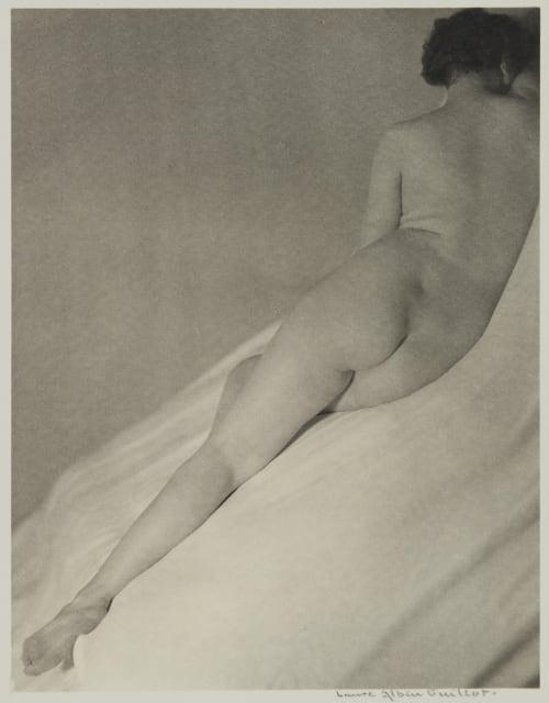 Plate VI from La Déesse Cypris Albin-Guillot, Laure  (French, 1879-1962)