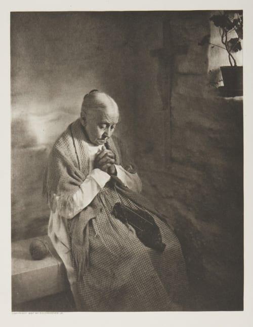 Vesper Bells Eickemeyer, Rudolf  (American, 1862 - 1932)
