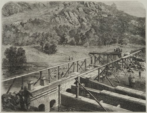 The Glasgow New Waterworks Annan, Thomas  (Scottish, 1829-1887)