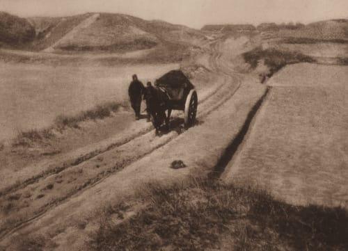 The Road Through the Dunes Annan, James Craig  (British, 1864-1946)
