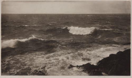 The Moray Firth Annan, James Craig  (Scottish, 1864-1946)