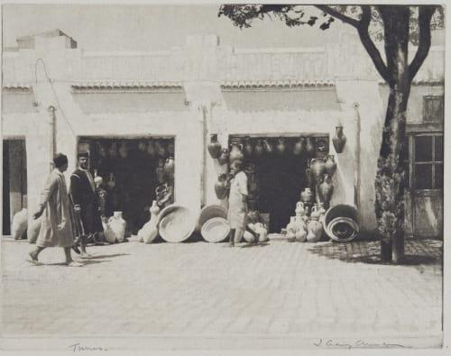 Tunis Annan, James Craig  (Scottish, 1864-1946)