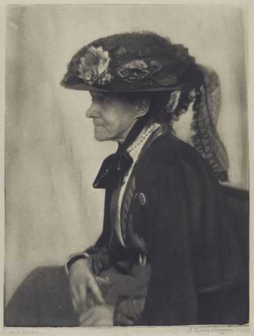 Miss Dacre Annan, James Craig  (Scottish, 1864-1946)