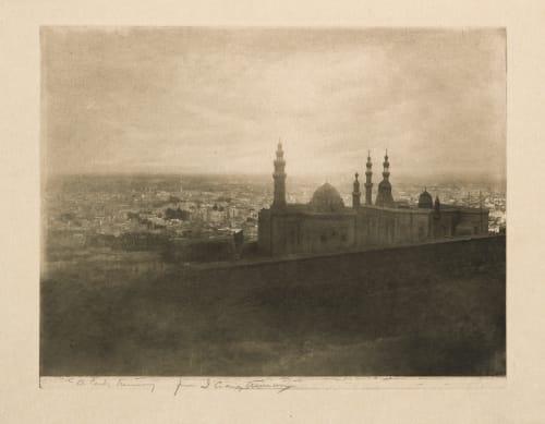 Cairo (title illegible) Annan, James Craig  (Scottish, 1864-1946)