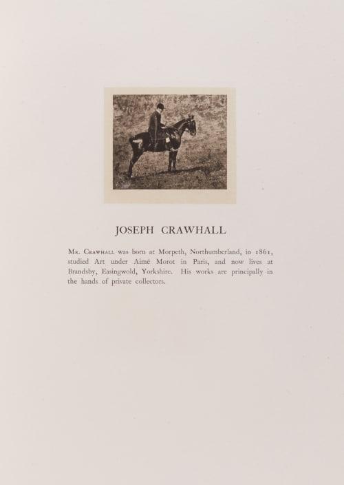 Joseph Crawhall Annan, James Craig  (Scottish, 1864-1946)