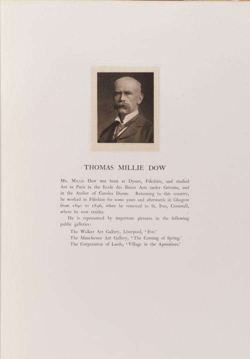 Thomas Millie Dow Annan, James Craig  (Scottish, 1864-1946)
