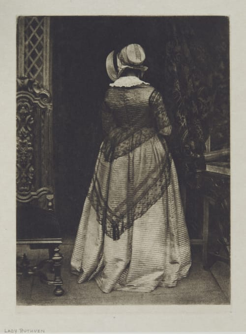 Lady Ruthven Hill, David Octavious  (Scottish, 1802-1870)Adamson, Robert  (Scottish, 1821-1848)