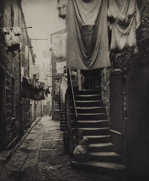 Close No. 193, High Street Annan, Thomas  (Scottish, 1829-1887)