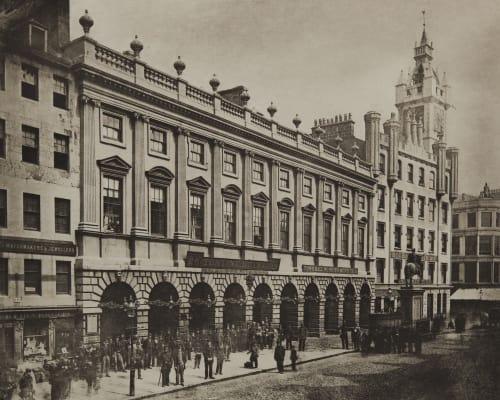 Tontine Building, Trongate Annan, Thomas  (Scottish, 1829-1887)