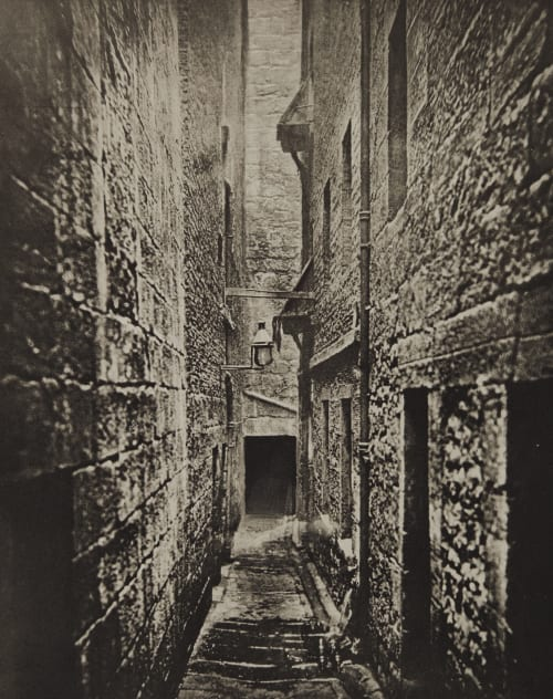 Close No.  61 Saltmarket Annan, Thomas  (Scottish, 1829-1887)