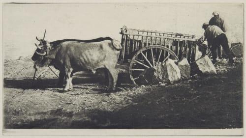 Quarymen, Toledo Annan, James Craig  (Scottish, 1864-1946)