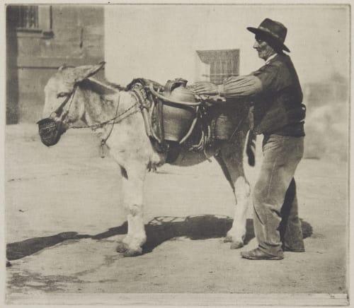 Water Carrier, Toledo Annan, James Craig  (Scottish, 1864-1946)