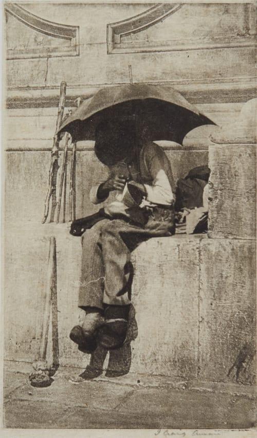 A Mendicant Annan, James Craig  (Scottish, 1864-1946)