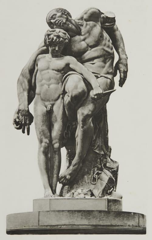 Ext. 51 Jardin des Tuileries Baldus, Edouard  (French, 1813-1889)