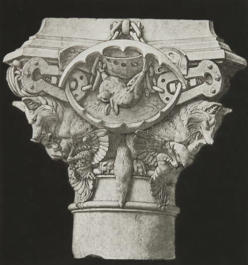 Int. 26 Nouveau Louvre ( Manège ) Baldus, Edouard  (French, 1813-1889)
