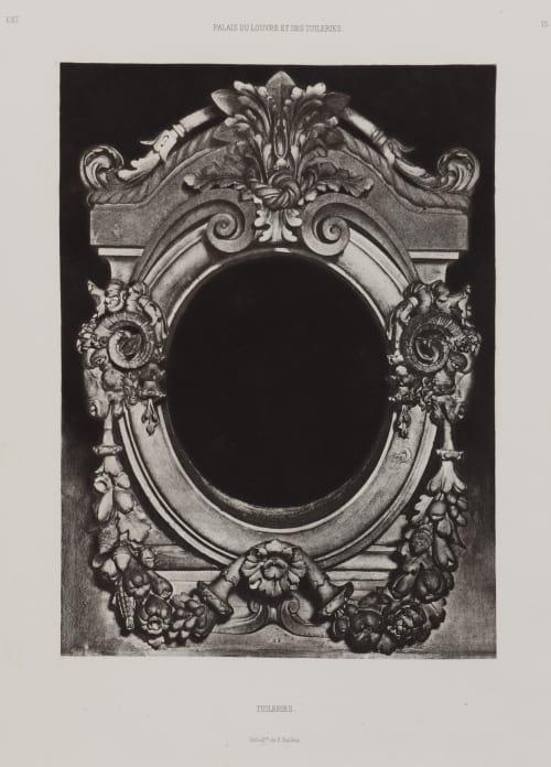 Tuileries, Ext. 15 Baldus, Edouard  (French, 1813-1889)