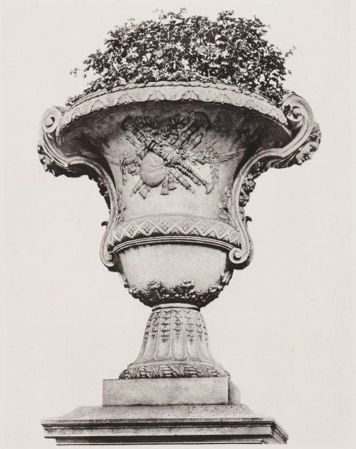 Jardin des Tuileries, Ext. 40 Baldus, Edouard  (French, 1813-1889)