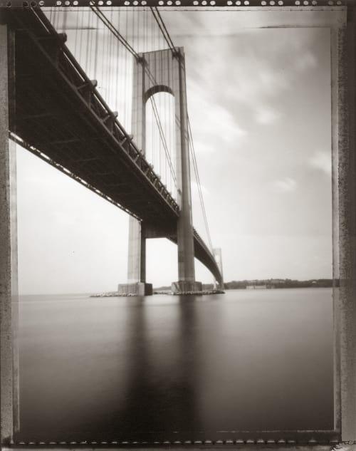 Verrazzano Narrows Bridge Baril, Tom  (American, b.1952)