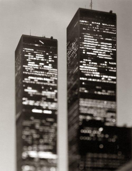 World Trade Center Baril, Tom  (American, b.1952)