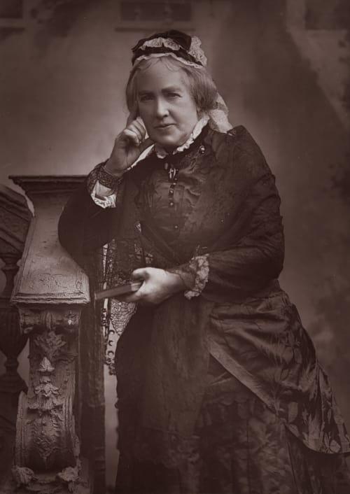 Mrs Catherine Gladstone Barraud, Herbert Rose  (British, 1840-1921)