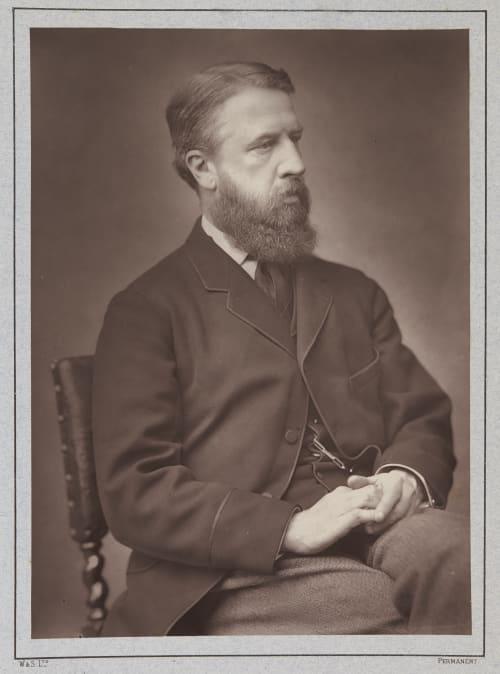 The Marquis of Hartington Barraud, Herbert Rose  (British, 1845-1896)