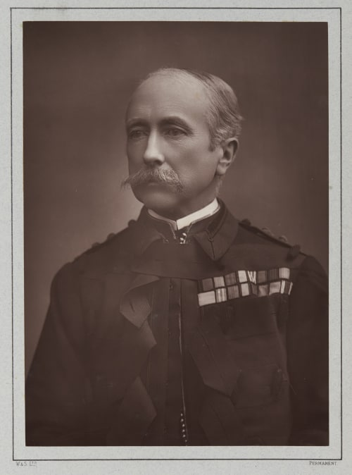 Viscount Wolseley Barraud, Herbert Rose  (British, 1845-1896)