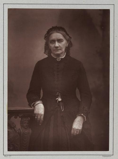 Madame Schumann Barraud, Herbert Rose  (British, 1845-1896)