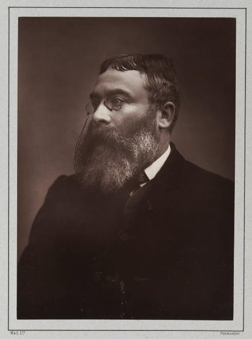 Walter Besant Barraud, Herbert Rose  (British, 1845-1896)