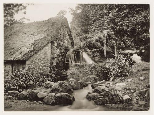 Holy Street Mill, Chagford, Devon Bedford, Francis  (British, 1816-1894)