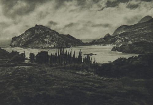 Corfu: Palæokastrizza Boissonnas, Fred  (Swiss, 1858-1946)