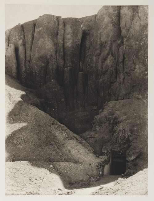 Les Pleureuses au Cimetiere D'assiout Boissonnas, Fred  (Swiss, 1858-1946)