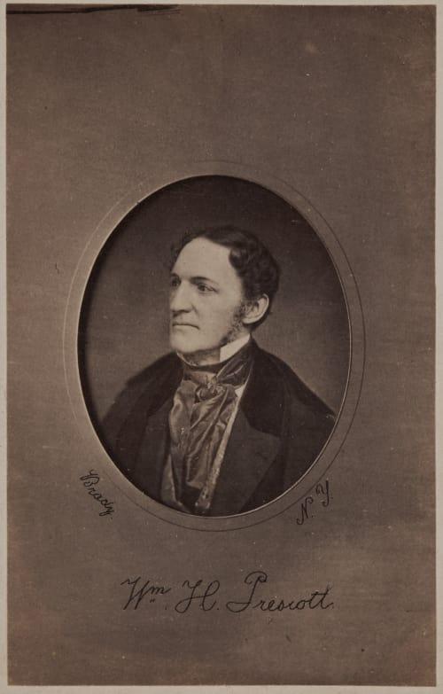 Wm. H. Prescott Brady, Matthew B  (American, 1823-1896)
